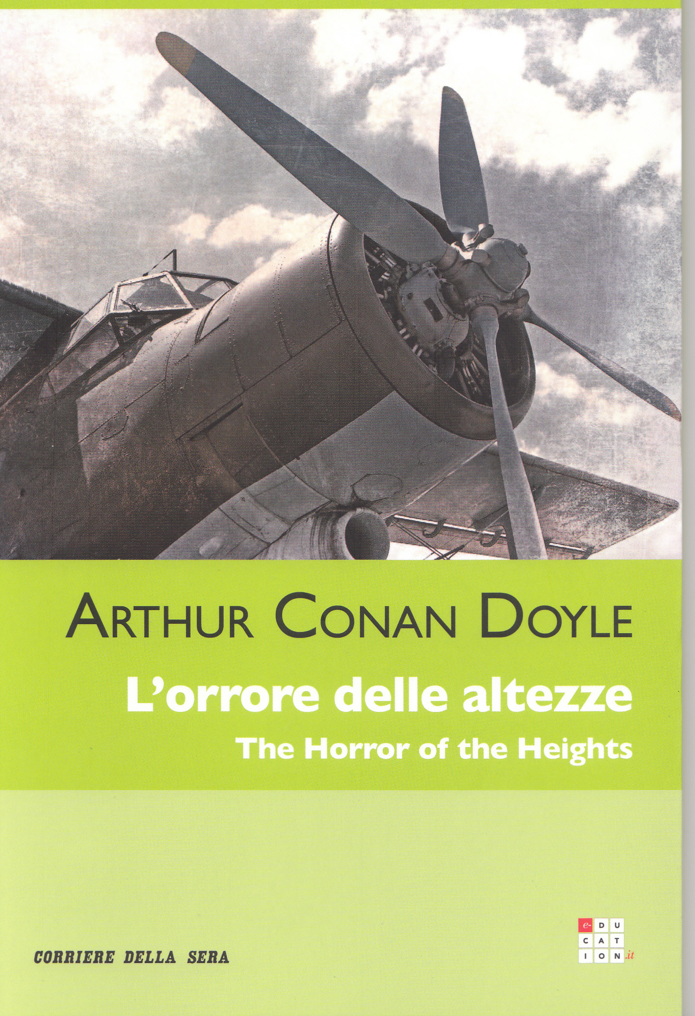 L'orrore delle altezze/The Horror of the Heights