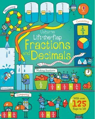 Lift-the-Flap Fractions and Decimals (Lift the Flap Books)