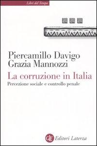 La corruzione in Italia