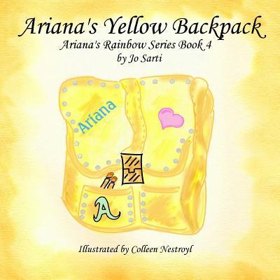 Ariana's Yellow Backpack