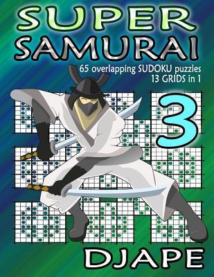 Super Samurai Sudoku