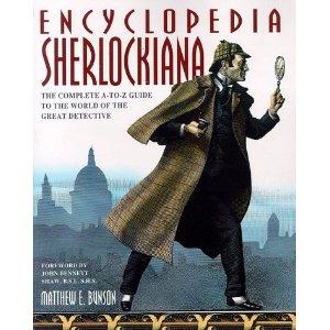 Encyclopedia Sherlockiana: the Complete A-to-Z GUI De to the