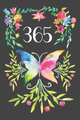 365 Page Gratitude Journal