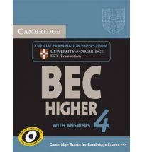 Camb BEC 4 Higher self Study Pk