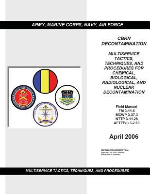 Field Manual Fm 3-11.5 Mcwp 3-37.3 Nttp 3-11.26 Afttp I 3-2.60 Multiservice Tactics, Techniques, and Procedures for Chemical, Biological, Radiological, and Nuclear Contamination April 2006