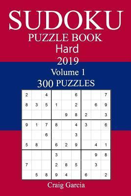 300 Hard Sudoku Puzzle Book 2019