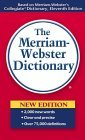 The Merriam-Webster ...