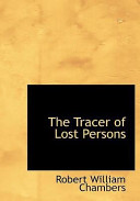 The Tracer of Lost P...
