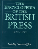 The Encyclopedia of the British Press, 1422-1992