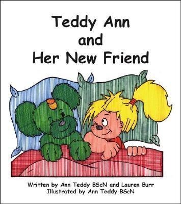 Teddy Ann And Her New Friend