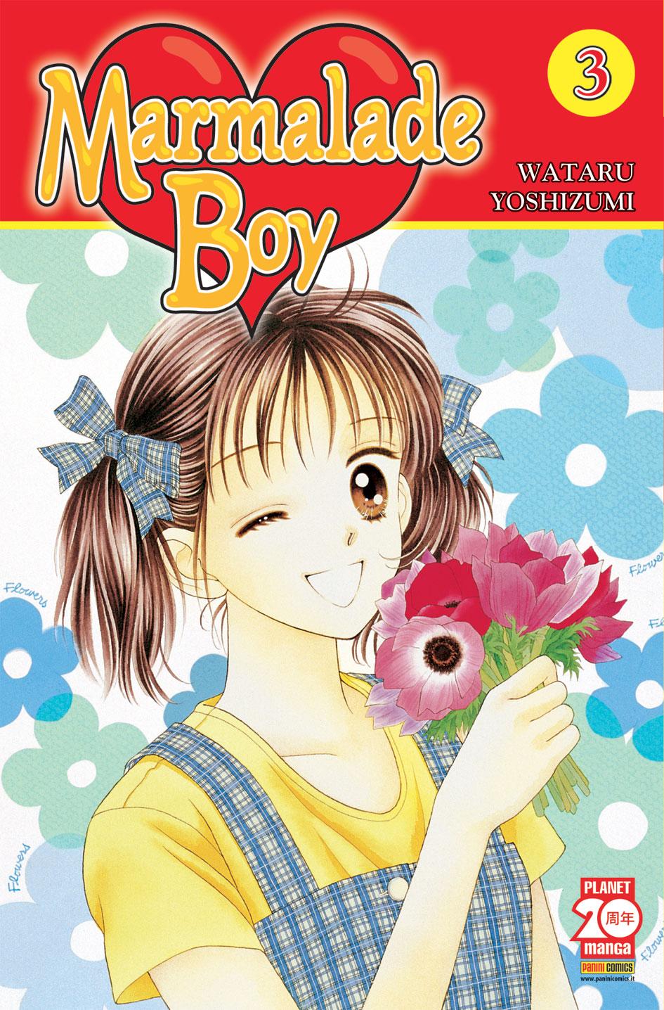 Marmalade Boy vol. 3