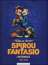 Spirou e Fantasio. (1981-1983). Ediz. integrale