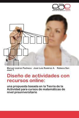 Diseño de actividades con recursos online