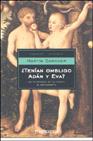 ¿Tenían ombligo Adán y Eva?
