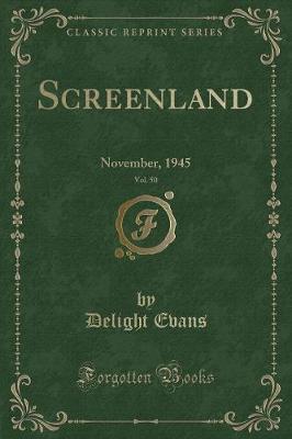 Screenland, Vol. 50