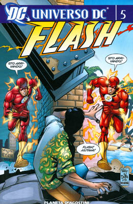 Universo DC - Flash ...