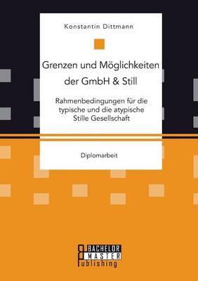 Grenzen und Möglichkeiten der GmbH & Still
