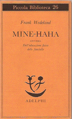 Mine-Haha ovvero Del...