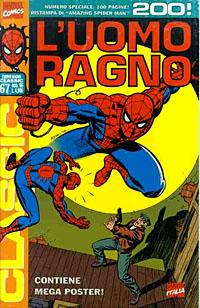 L'Uomo Ragno Classic n. 67