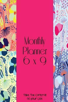 Monthly Planner 6x9