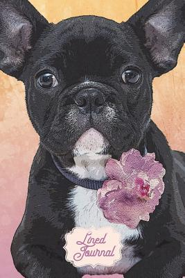 French Bulldog Journal Notebook, Lined