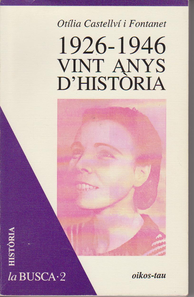 1926-1946 Vint anys d'història