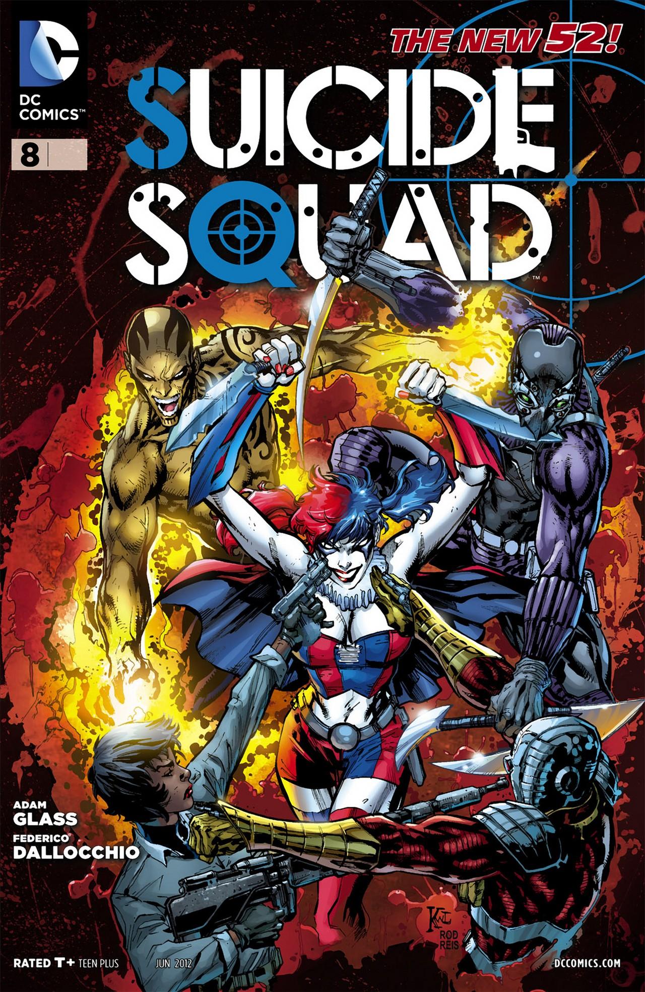 Suicide Squad Vol.4 #8