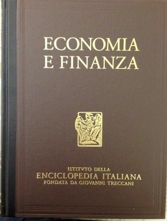 Economia e finanza vol. 1