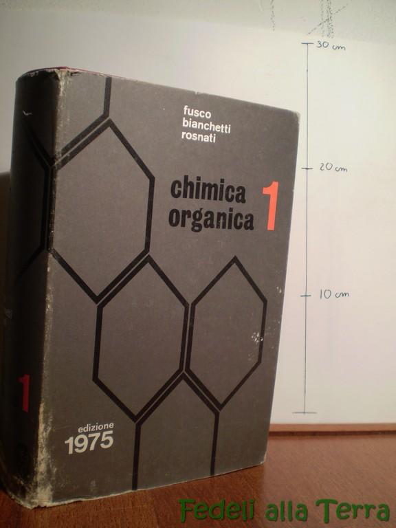 Chimica organica vol. 1