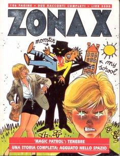 Zona X n. 34