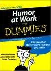 Humor at Work for Dummies