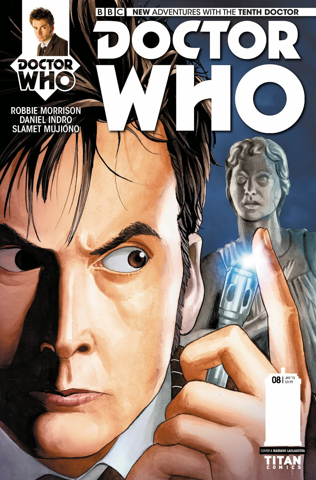 Doctor Who: Tenth Doctor #8
