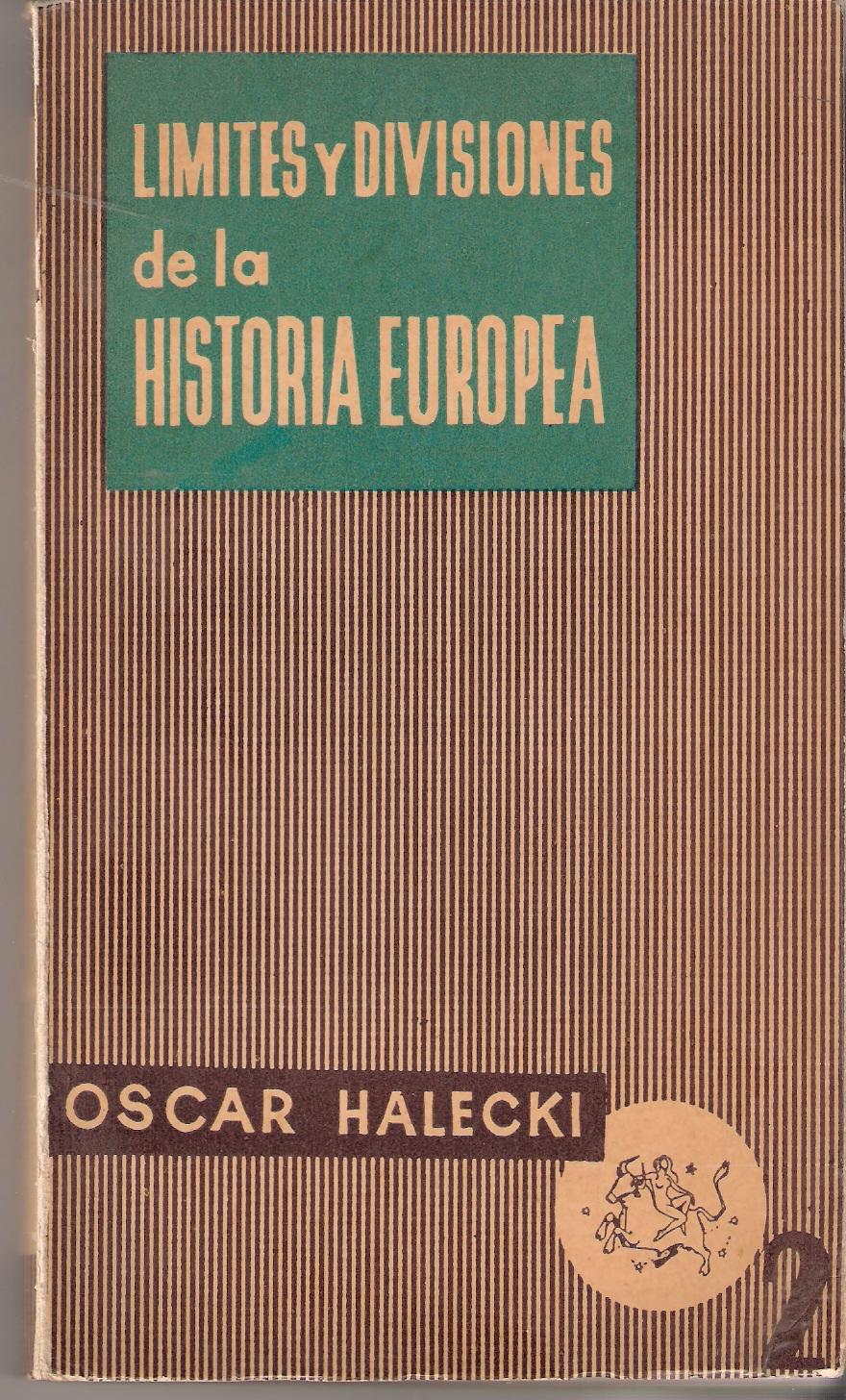 Limites y divisiones de la Historia Europea