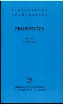 Elegiarum Libri IV