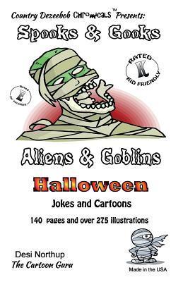 Spooks & Gooks - Aliens & Goblins Halloween