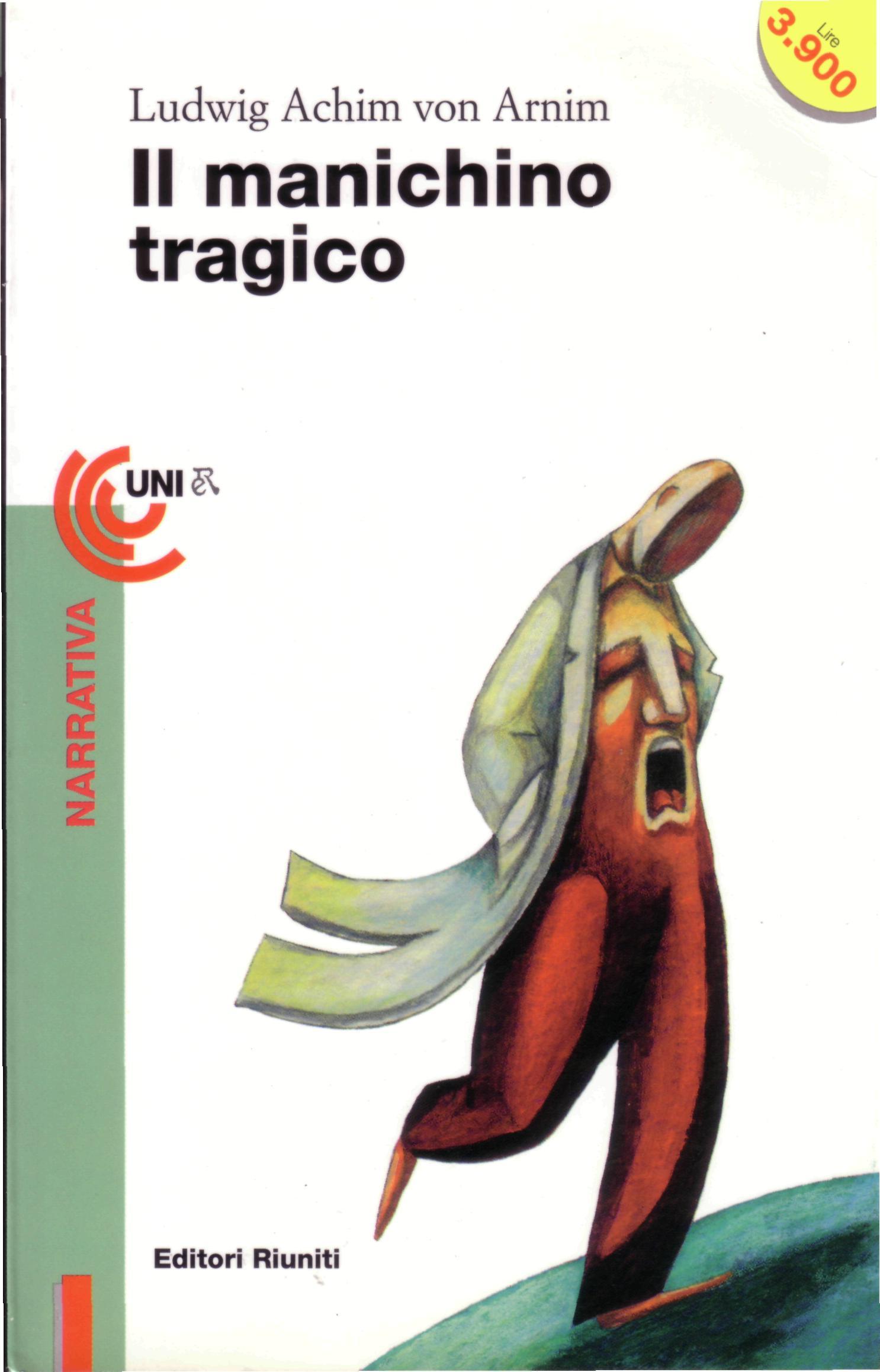 Il manichino tragico