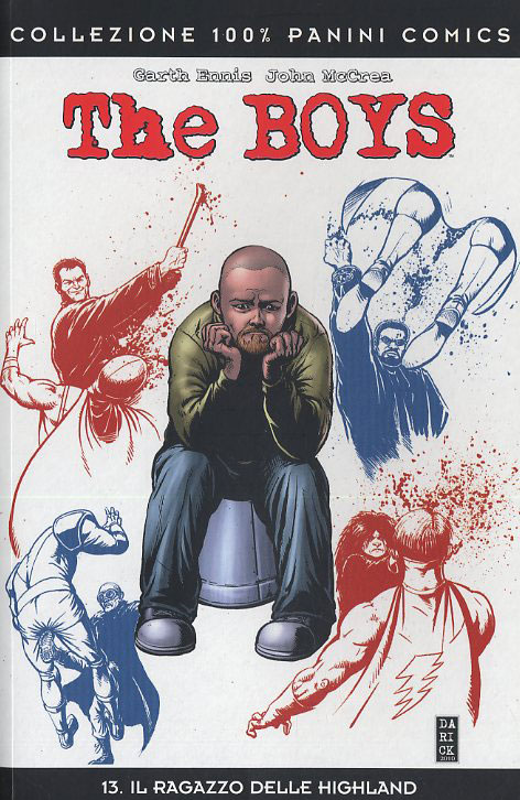 The Boys vol. 13