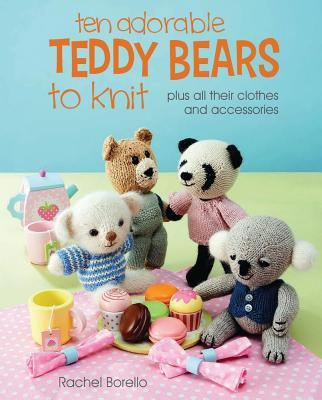 Ten Adorable Teddy Bears to Knit