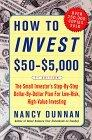 How to Invest $50--$5, 000