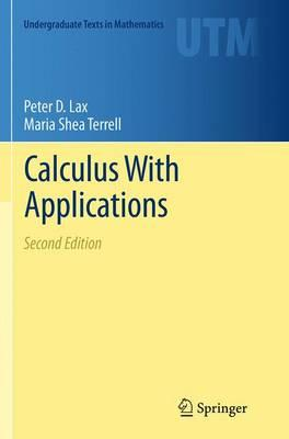 Calculus With Applications and Computing