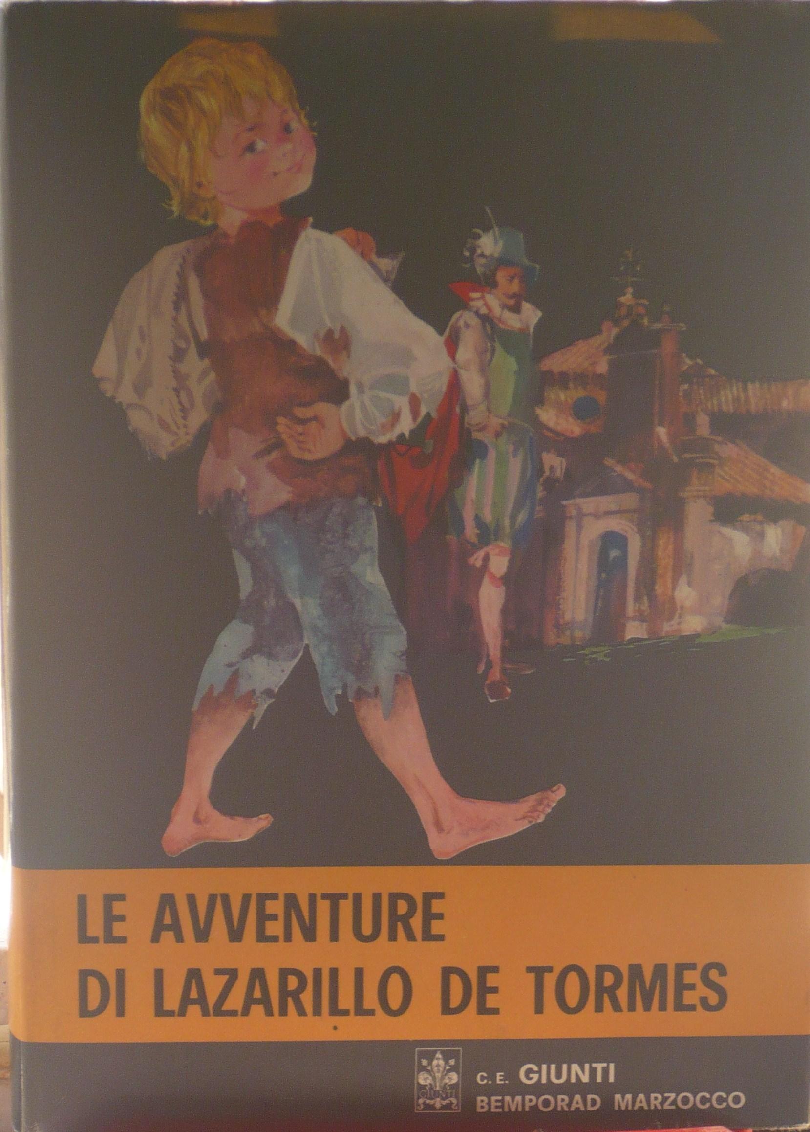 Le avventure di Lazarillo De Tormes