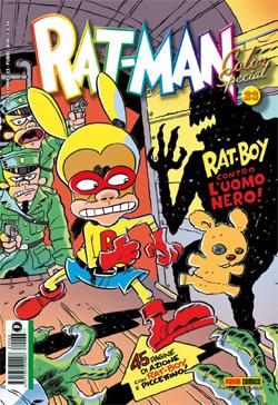 Rat-Man Color Special n. 23