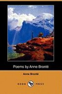 Poems by Anne Bronte