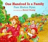 One Hundred is a Family Board Book