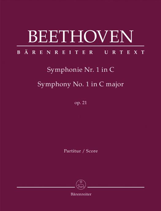 Symphonie Nr. 1 in C...