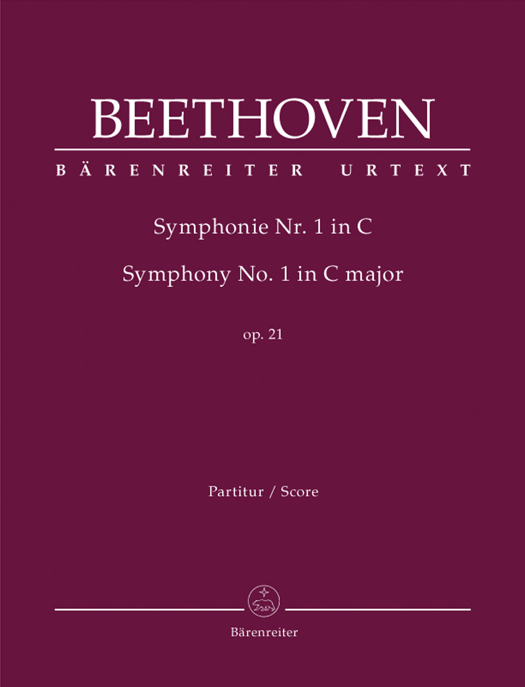 Symphonie Nr. 1 in C-Dur