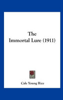 The Immortal Lure (1...