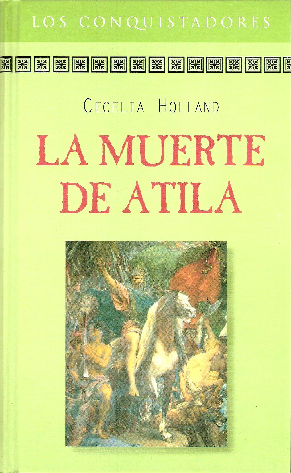 La muerte de Atila