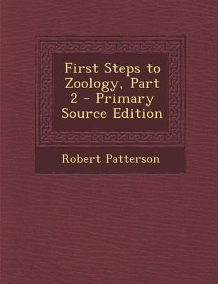 First Steps to Zoology, Part 2
