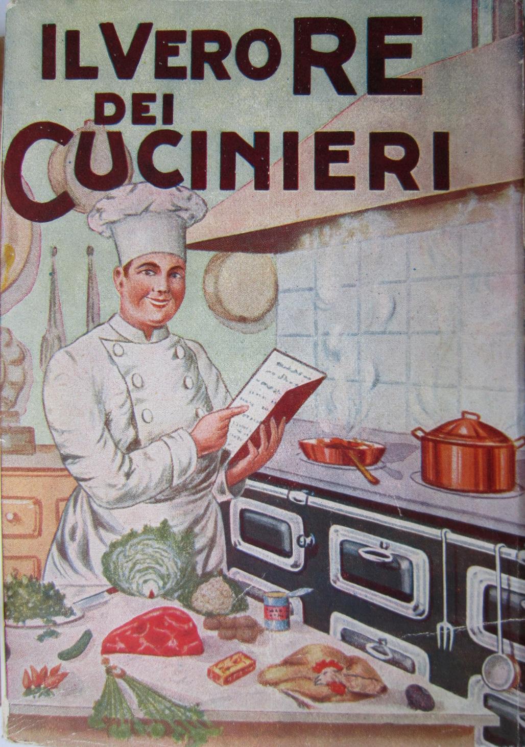 Il vero re dei cucinieri